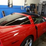Corvette Window Tinting Campbell CA