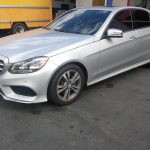 mercedez benz window tinting